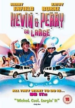 Kevin And Perry Go Large DVD DVD