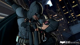 Batman: The Telltale Series screen shot 1
