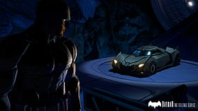 Batman: The Telltale Series screen shot 3