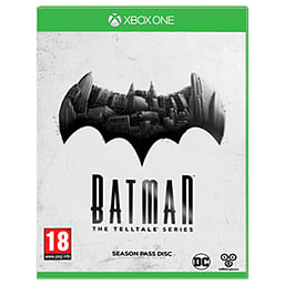 Batman: The Telltale Series XBOX ONE Cover Art