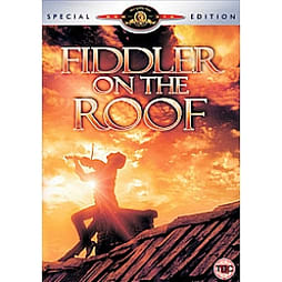 Fiddler On The Roof DVD DVD