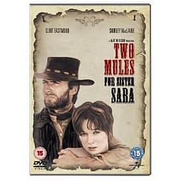 Two Mules For Sister Sara DVD DVD