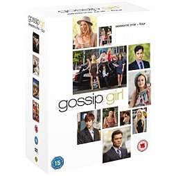 Gossip Girl Season 1-4 DVD DVD