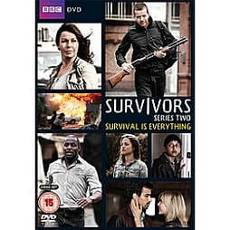Survivors - Series 2 DVD DVD