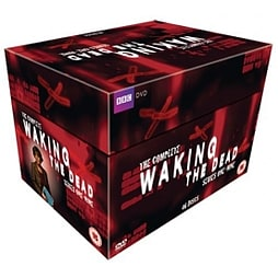 Waking The Dead - Series 1-9 DVD DVD