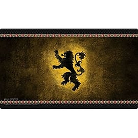A Game Of Thrones 2nd Edition House Lannister Playmat Traditional Games