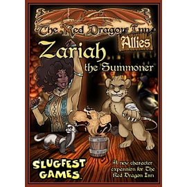 The Red Dragon Inn Allies Zariah the Summoner Traditional Games