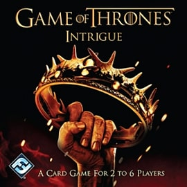 Game of Thrones Westeros Intrigue Traditional Games