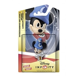 Disney Infinity 1.0 Crystal Sorcerer's Apprentice Mickey Character Figure Infinity