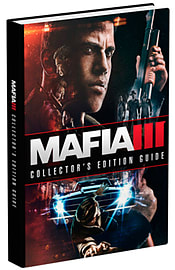 Mafia 3 Collector's Edition Strategy Guide Books
