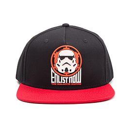 STAR WARS Adult Male Enlist Now! The Galactic Empire Stormtrooper Clothing