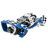 LEGO Technic Hydroplane Racer 42045 Building Kit screen shot 3