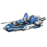 LEGO Technic Hydroplane Racer 42045 Building Kit screen shot 4