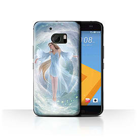 STUFF4 Case/Cover for HTC 10/One M10 (2016) / Air Dress Design / Fantasy Angel Collection Mobile phones