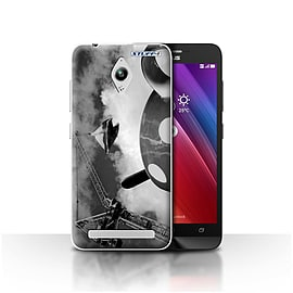 STUFF4 Case/Cover for Asus Zenfone Go ZC500TG / Fancy a Cuppa Design / Imagine It Collection Mobile phones