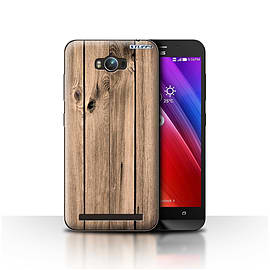 STUFF4 Case/Cover for Asus Zenfone Max ZC550KL / Plank Design / Wood Grain Effect/Pattern Collection Mobile phones
