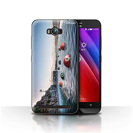 STUFF4 Case/Cover for Asus Zenfone Max ZC550KL / Pool Design / Imagine It Collection Mobile phones