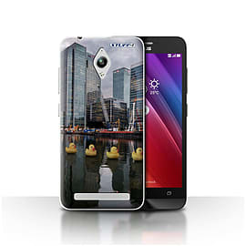 STUFF4 Case/Cover for Asus Zenfone Go ZC500TG / Great Escape Design / Imagine It Collection Mobile phones
