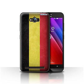 STUFF4 Case/Cover for Asus Zenfone Max ZC550KL / Belgium Design / Flags Collection Mobile phones