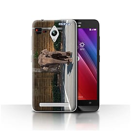 STUFF4 Case/Cover for Asus Zenfone Go ZC500TG / Jaywalking Design / Imagine It Collection Mobile phones