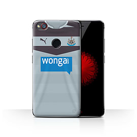 Newcastle United FC Case/Cover for ZTE Nubia Z11 Mini/Goalkeeper Design/NUFC Away Shirt/Kit 15/16 Mobile phones