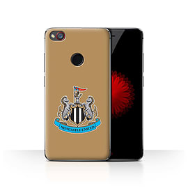 Newcastle United FC Case/Cover for ZTE Nubia Z11 Mini/Colour/Gold Design/NUFC Football Crest Mobile phones