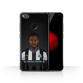 Newcastle United FC Case/Cover for ZTE Nubia Z11 Mini/Mbemba Design/NUFC Football Player 15/16 Mobile phones