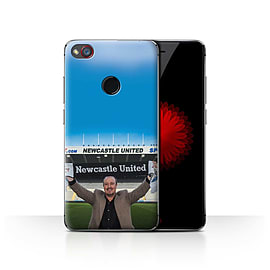 Official Newcastle United FC Case/Cover for ZTE Nubia Z11 Mini/Welcome Design/NUFC Rafa Ben?tez Mobile phones