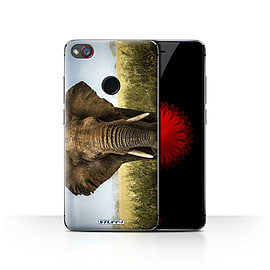 STUFF4 Case/Cover for ZTE Nubia Z11 Mini / Elephant Design / Wildlife Animals Collection Mobile phones