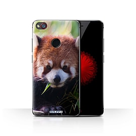 STUFF4 Case/Cover for ZTE Nubia Z11 Mini / Racoon Design / Wildlife Animals Collection Mobile phones