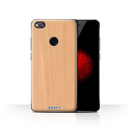 STUFF4 Case/Cover for ZTE Nubia Z11 Mini / Beech Design / Wood Grain Effect/Pattern Collection Mobile phones