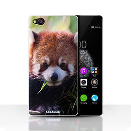 STUFF4 Case/Cover for ZTE Nubia Z9 / Racoon Design / Wildlife Animals Collection Mobile phones