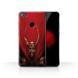 Official Chris Cold Case/Cover for ZTE Nubia Z11 Mini / Red Duke Design / Dark Art Demon Collection Mobile phones