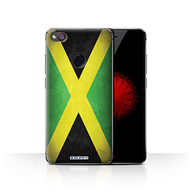 STUFF4 Case/Cover for ZTE Nubia Z11 Mini / Jamaica/Jamaican Design / Flags Collection Mobile phones