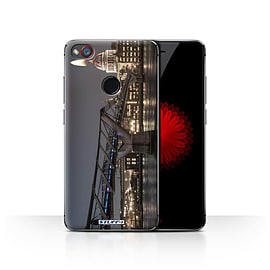 STUFF4 Case/Cover for ZTE Nubia Z11 Mini / London's Burning Design / Imagine It Collection Mobile phones