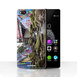 STUFF4 Case/Cover for ZTE Nubia Z9 / Illegal Streaming Design / Imagine It Collection Mobile phones