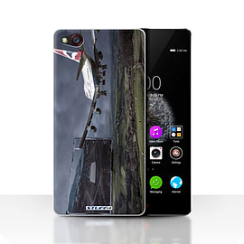 STUFF4 Case/Cover for ZTE Nubia Z9 / Rough Landing Design / Imagine It Collection Mobile phones