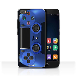 STUFF4 Case/Cover for Xiaomi Mi5/Mi 5 / Blue Design / Playstation PS4 Collection Mobile phones