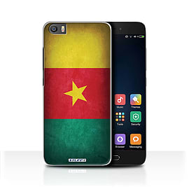 STUFF4 Case/Cover for Xiaomi Mi5/Mi 5 / Cameroon/Cameroonian Design / Flags Collection Mobile phones