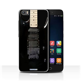 STUFF4 Case/Cover for Xiaomi Mi5/Mi 5 / Black Electirc Design / Guitar Collection Mobile phones