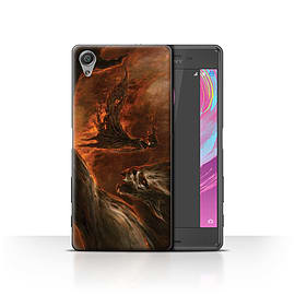 Official Chris Cold Case/Cover for Sony Xperia X Performance/The Caller Design/Dark Art Demon Mobile phones