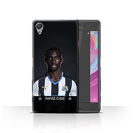 Official Newcastle United FC Case/Cover for Sony Xperia X/Ciss? Design/NUFC Football Player 15/16 Mobile phones