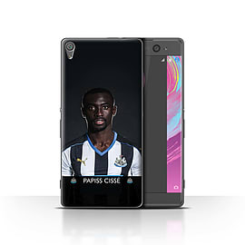 Official Newcastle United FC Case/Cover for Sony Xperia XA/Ciss? Design/NUFC Football Player 15/16 Mobile phones