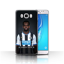 Newcastle United FC Case/Cover for Samsung Galaxy J5 2016/Tiot? Design/NUFC Football Player 15/16 Mobile phones