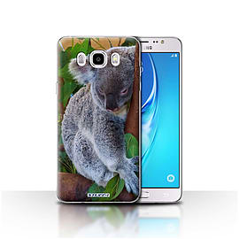 STUFF4 Case/Cover for Samsung Galaxy J5 2016 / Koala Bear Design / Wildlife Animals Collection Mobile phones