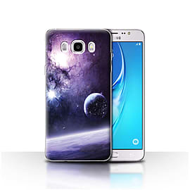 Official Chris Cold Case/Cover for Samsung Galaxy J5 2016/Planet/Moon Design/Alien World Cosmos Mobile phones