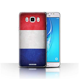 STUFF4 Case/Cover for Samsung Galaxy J5 2016 / France/French Design / Flags Collection Mobile phones
