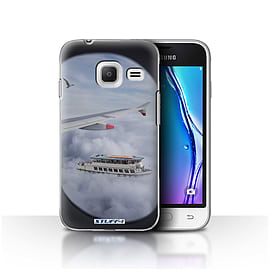 STUFF4 Case/Cover for Samsung Galaxy J1 Nxt/Mini / Cloudspotting Design / Imagine It Collection Mobile phones