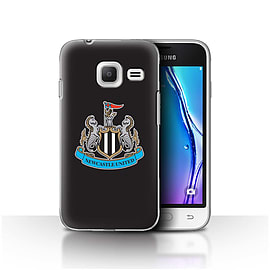 Official NUFC Case/Cover for Samsung Galaxy J1 Nxt/Mini/Colour/Black Design/NUFC Football Crest Mobile phones