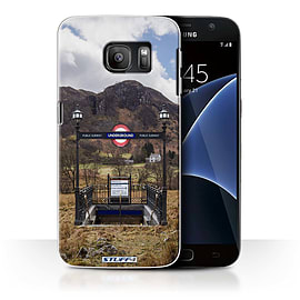 STUFF4 Case/Cover for Samsung Galaxy S7/G930 / Subway Design / Imagine It Collection Mobile phones